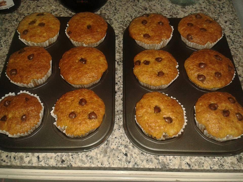 banana muffin healthy