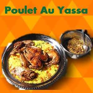 Poulet au yassa