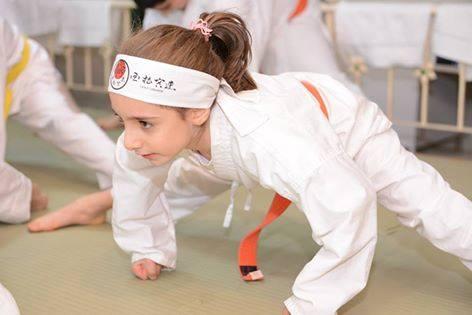 Karate et moi